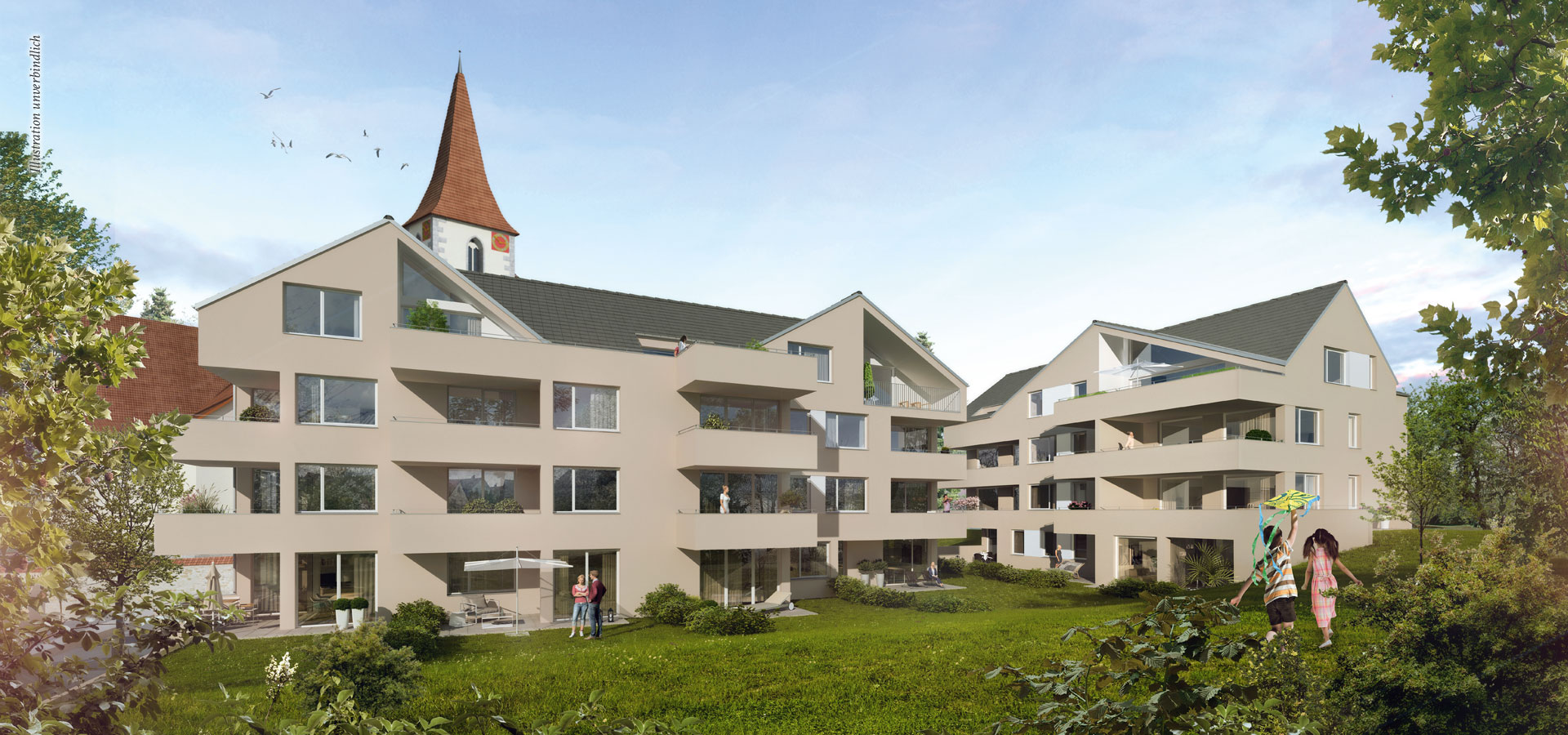 Wohnhaus Adler GmbH